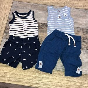 Super cute baby boy outfit